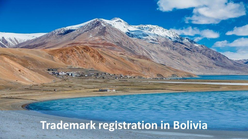 Trademark registration in Bolivia
